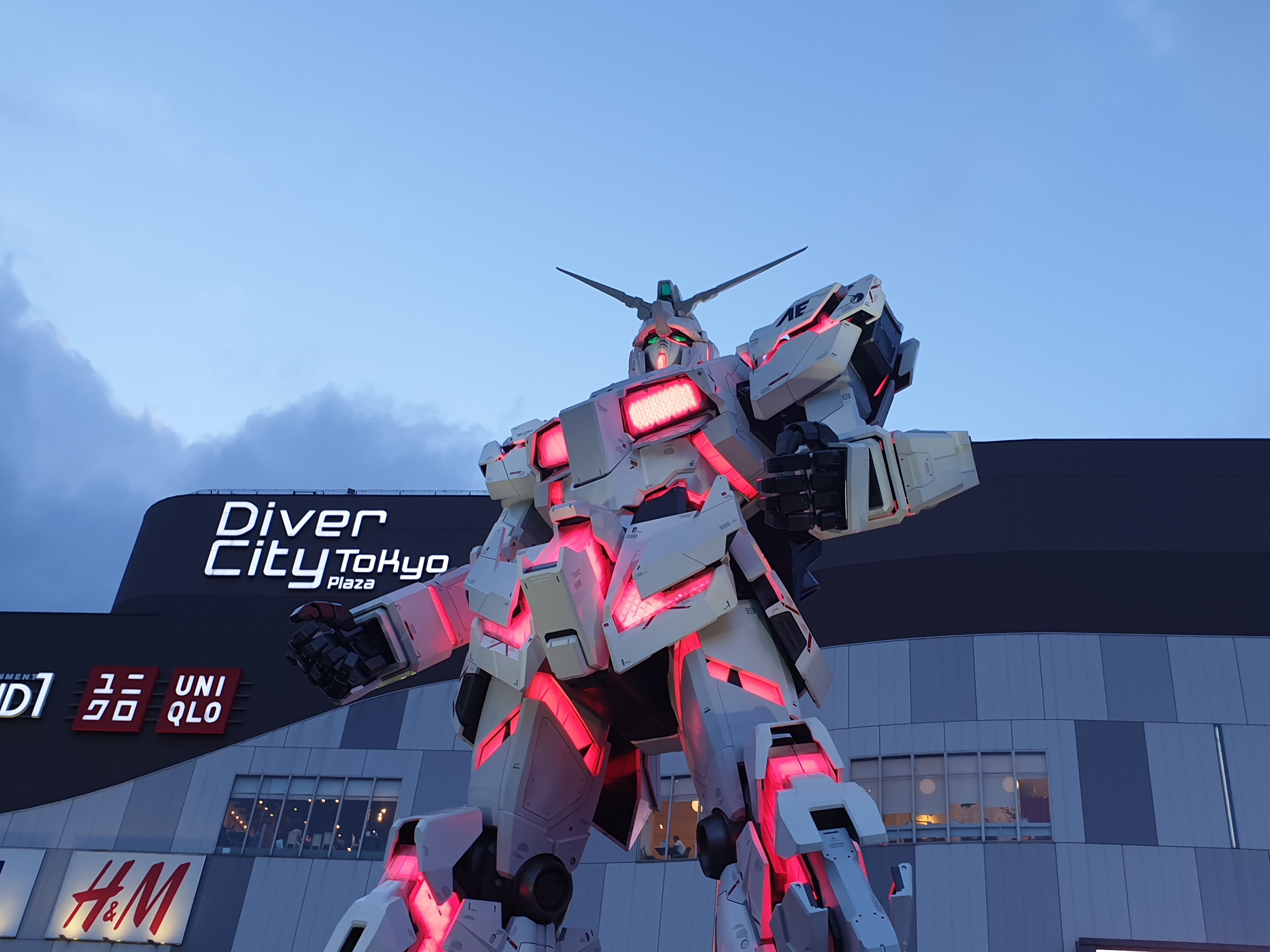 Geek It! Otaku Out and About: Gundam Adventure in DiverCity Odaiba