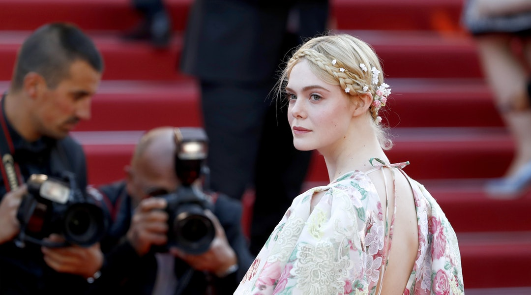 Geek It! Celeb Style Crush: Elle Fanning