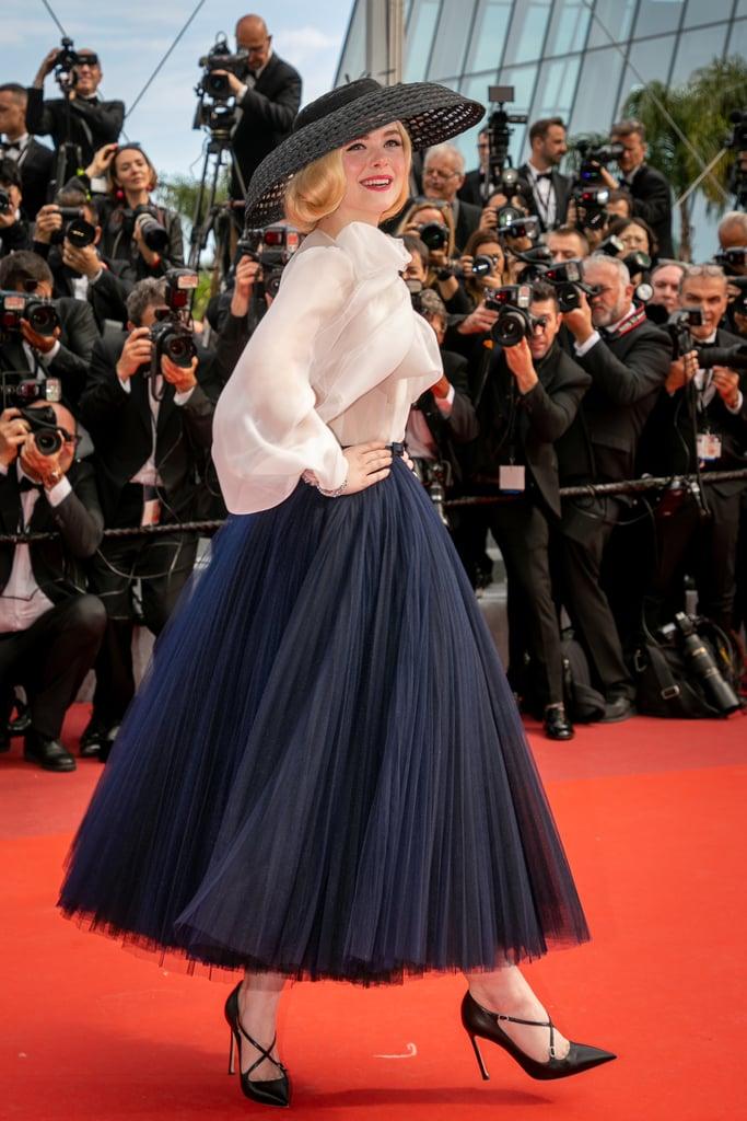 Elle-Fanning-Dior-Dress-Cannes-2019