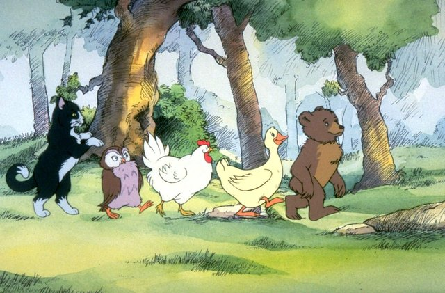 Geek It! Animation Flashback: Little Bear