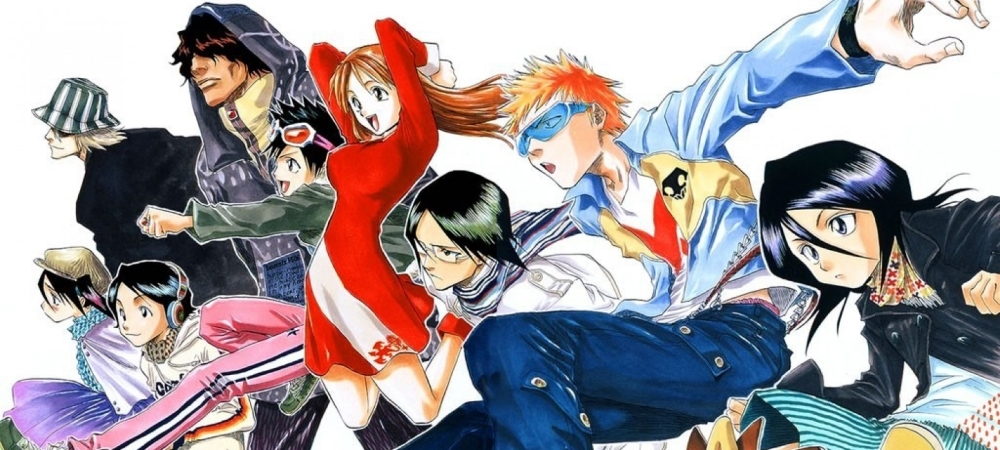 Geek It! Anime Jukebox Spotlight: Bleach