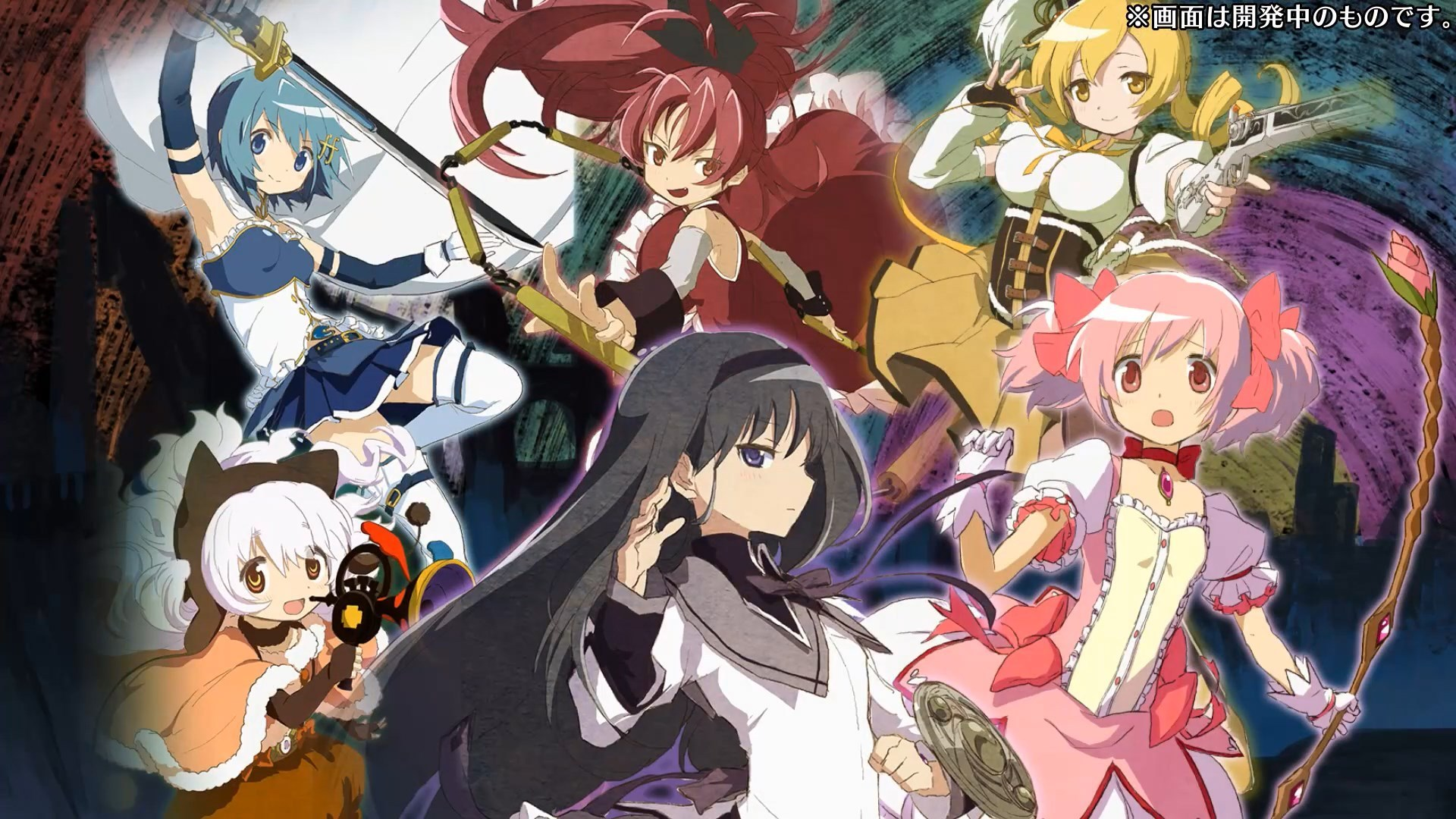Puella-Magi-Madoka-Magica-X-Chain-Chronicle-Collaboration-New-Trailer