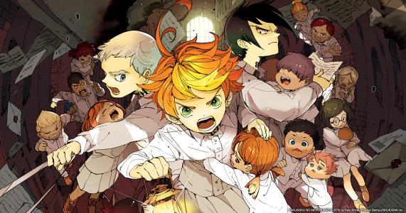 le-manga-the-promised-neverland-adaptc3a9-en-anime-par