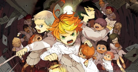 le-manga-the-promised-neverland-adaptc3a9-en-anime-par