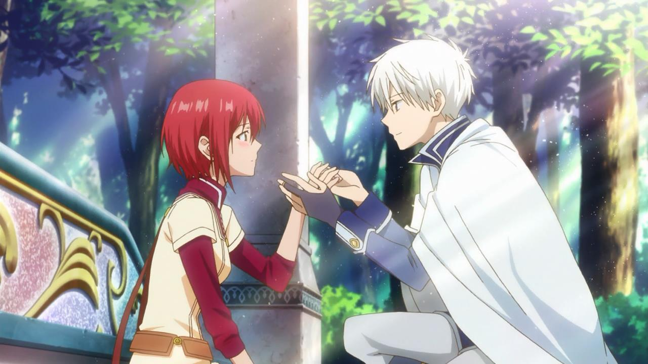Geek It! Anime Couple Spotlight: Prince Zen X Shirayuki