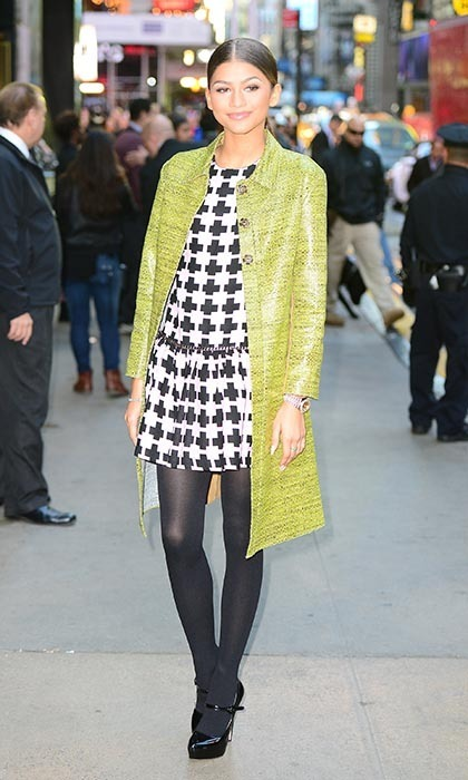 Celebrity Sightings In New York City – October 27, 2014