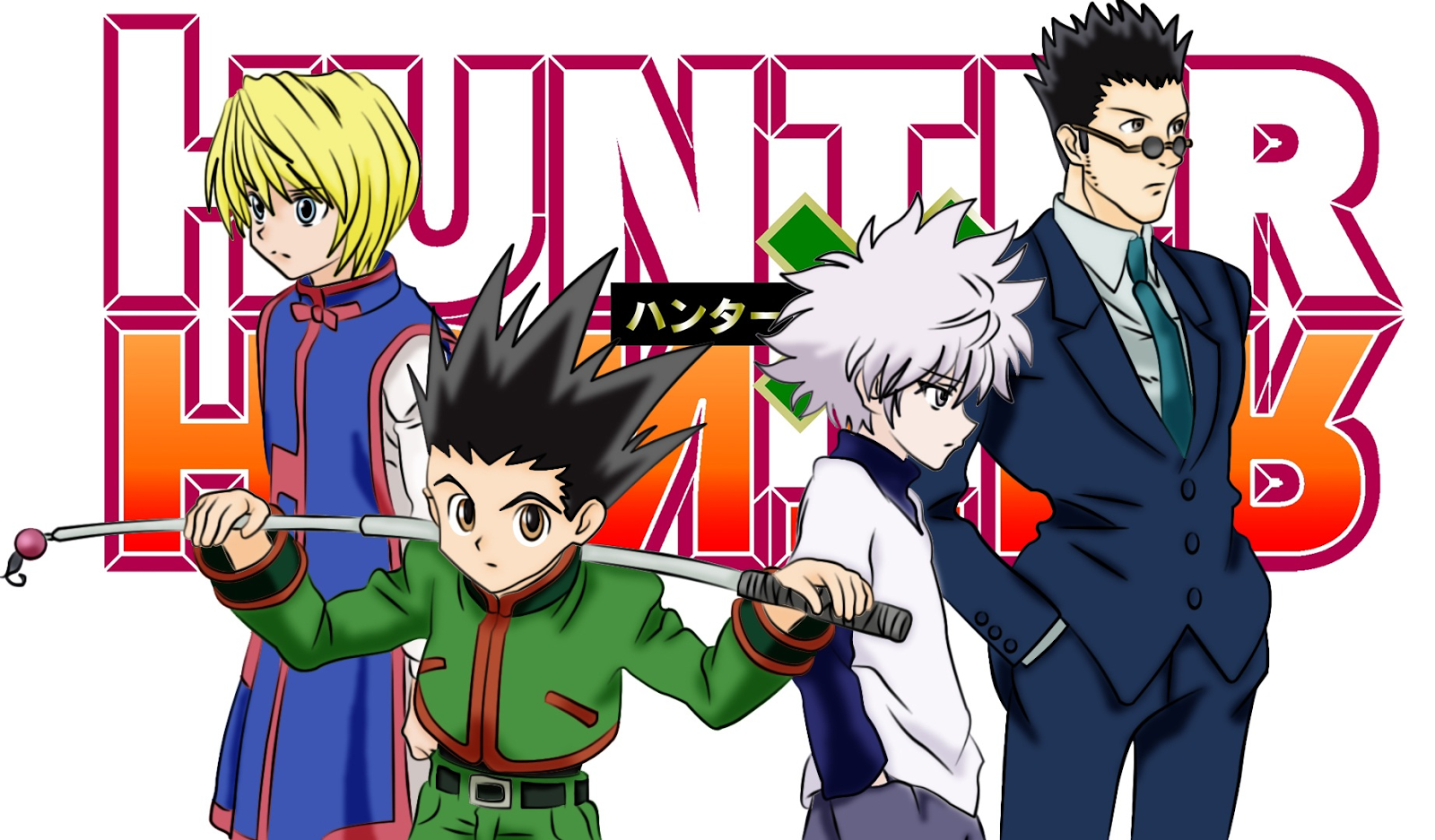 Geek It! Anime Jukebox Spotlight: Hunter X Hunter (2011-2014)