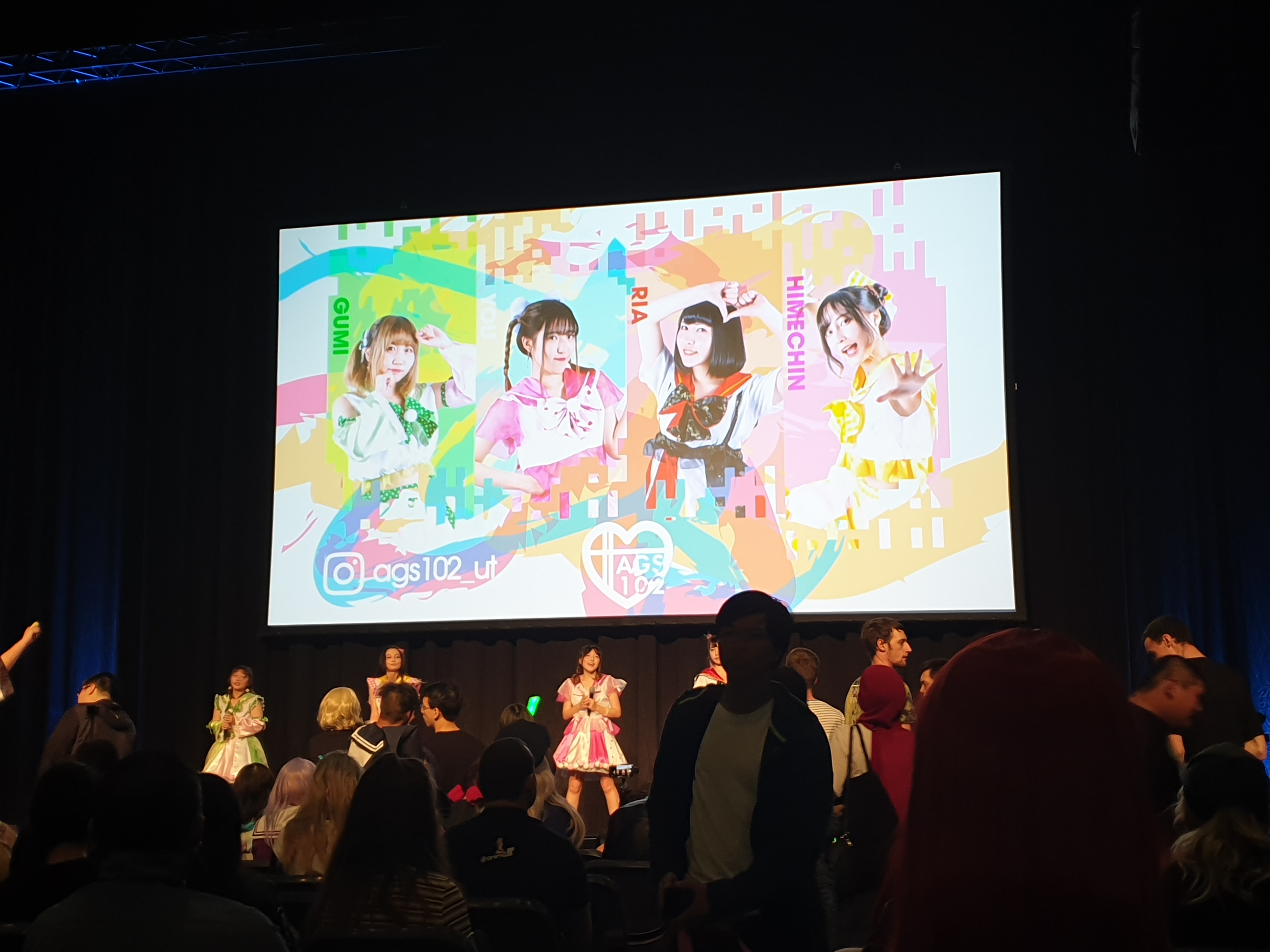 Geek It! Anime Spotlight: Anime Festival Sydney 2020 Recap