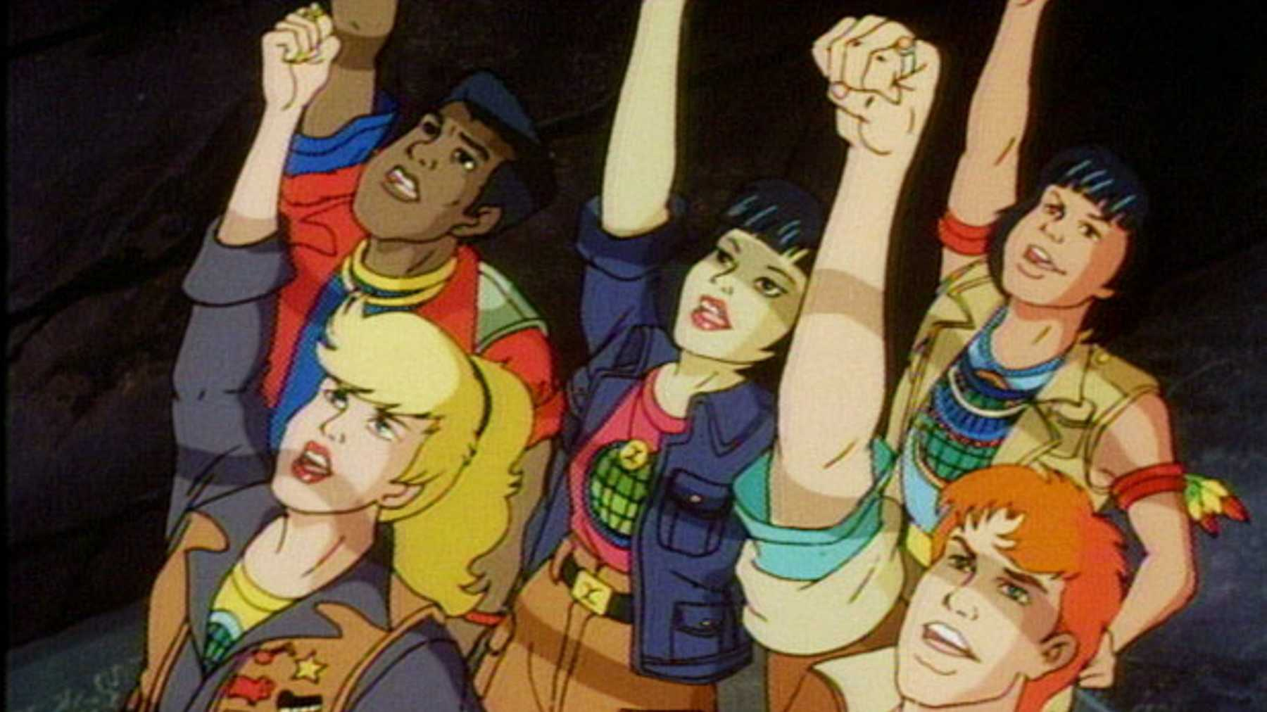 Geek It! Animation Flashback: Captain Planet