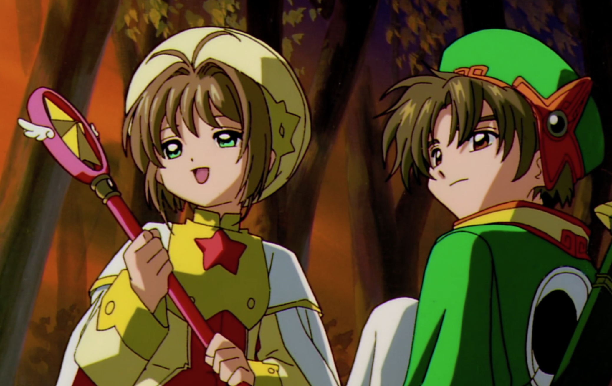 Geek It! Anime Couple Spotlight: Top 10 CCS Sakura x Syaoran Moments