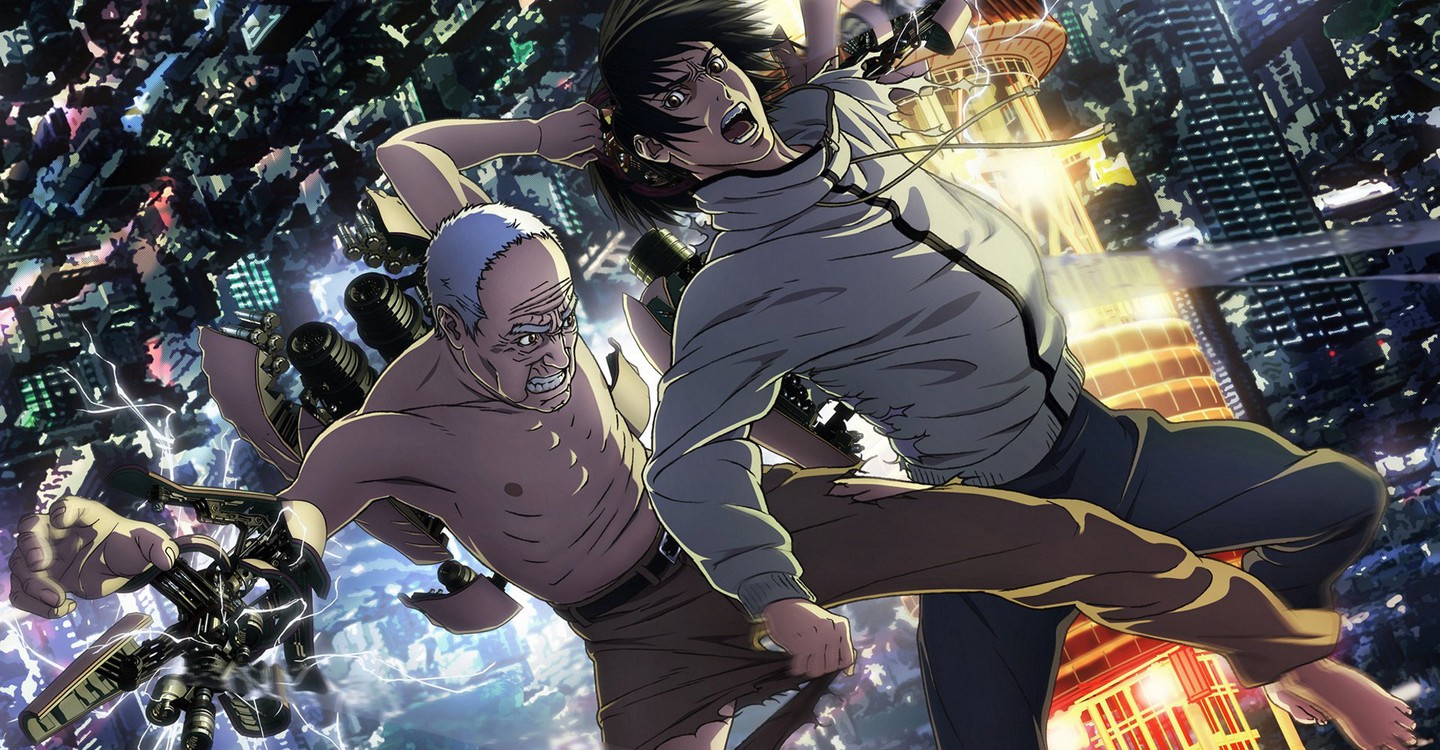 Geek It! Anime Review: Inuyashiki (2018)