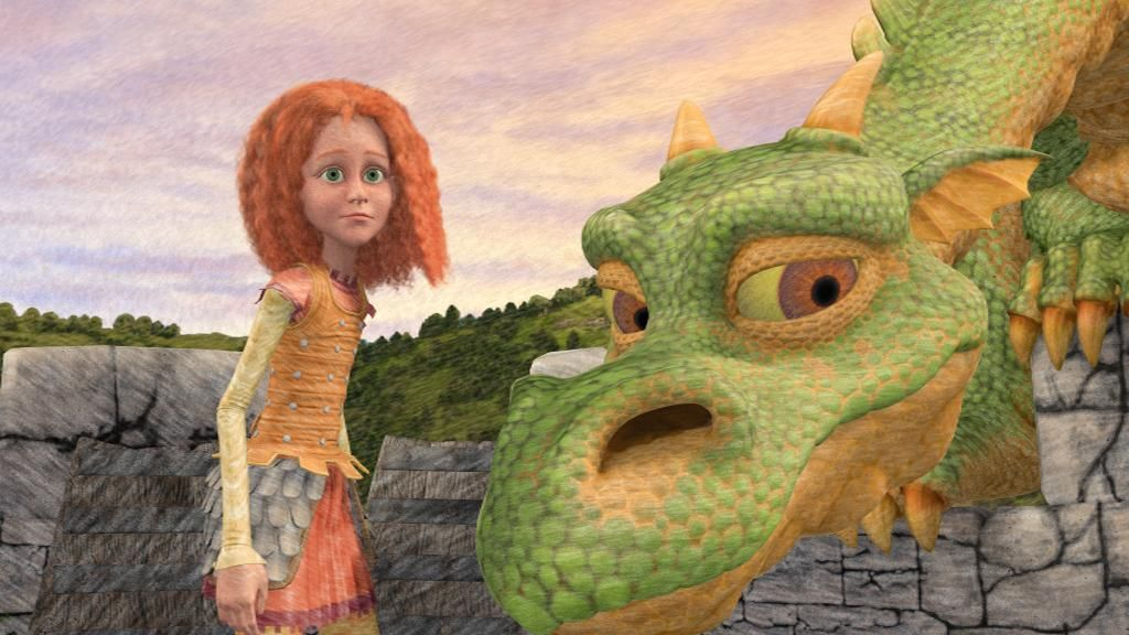 Geek It! Animation Spotlight: Jane and the Dragon (2005)