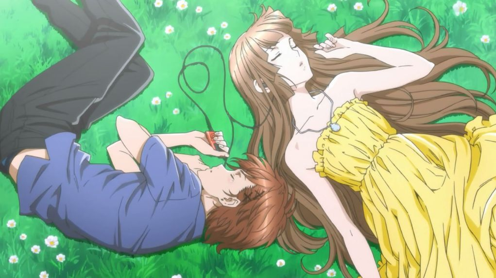 Geek It! Anime Couple Spotlight: Yoshino Takigawa X Aika Fuwa