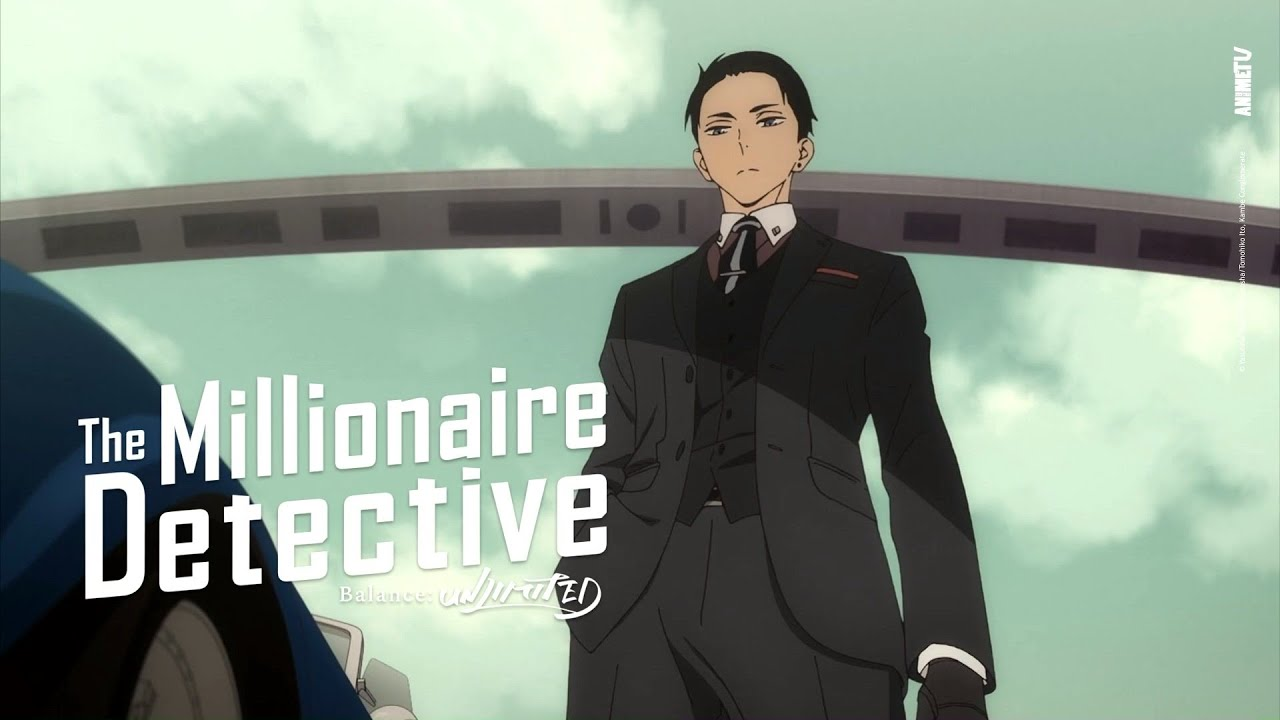 Geek It: Anime Review: The Millionaire Detective Balance: Unlimited (2020)