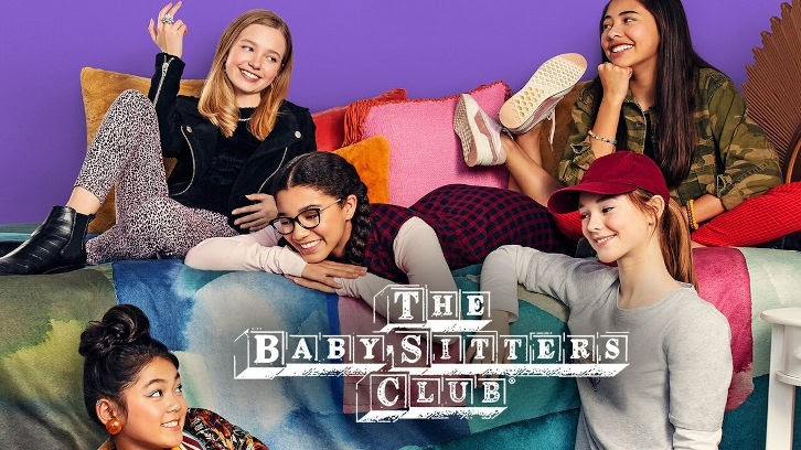 Geek It! Review: Netflix's The Baby-Sitters' Club (2020)