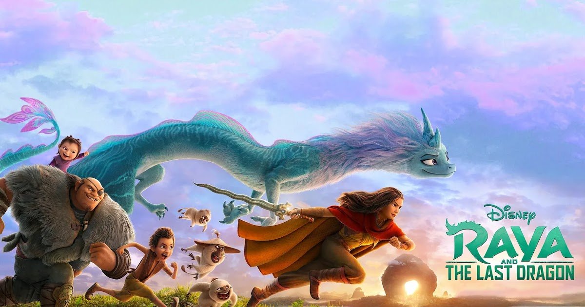 Geek It! Animation Film Review: Raya and the Last Dragon